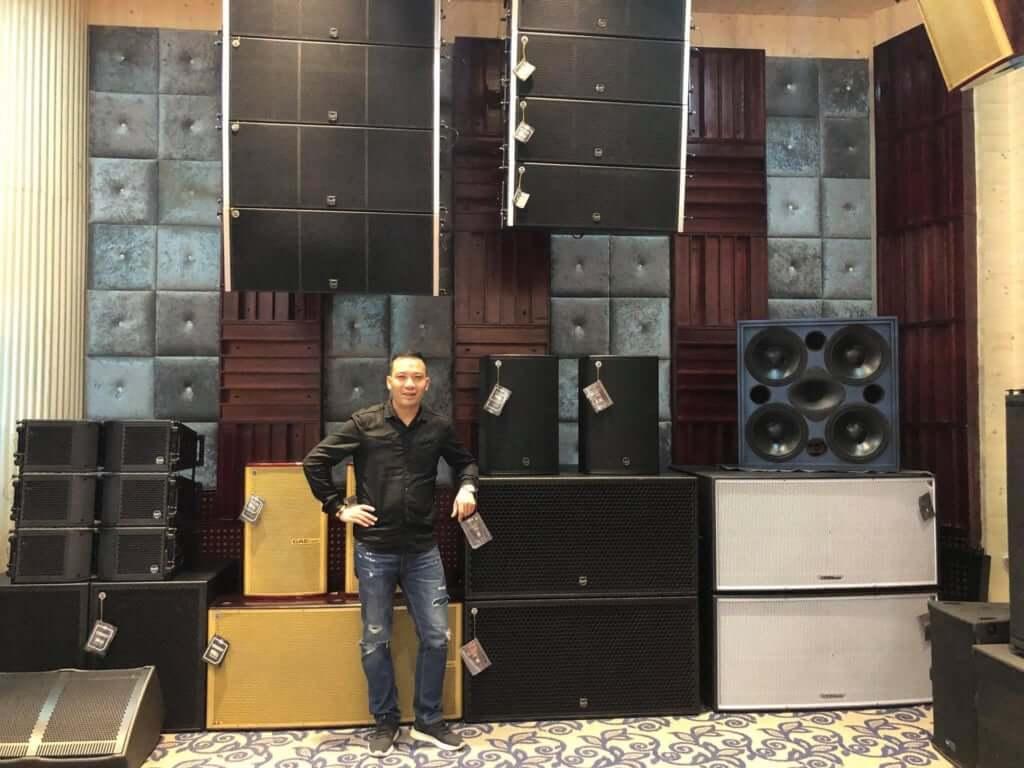 GAE Pro và An Việt Audio
