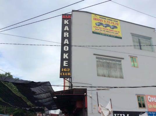 BAR KARAOKE 162 CLUB tại Việt Yên, Bắc Giang