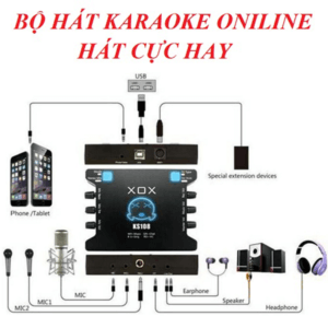 An Việt Audio hướng dẫn cách hát karaoke online tại nhà